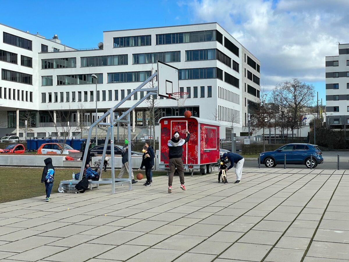 Kulturpark Schlachthof Basketball