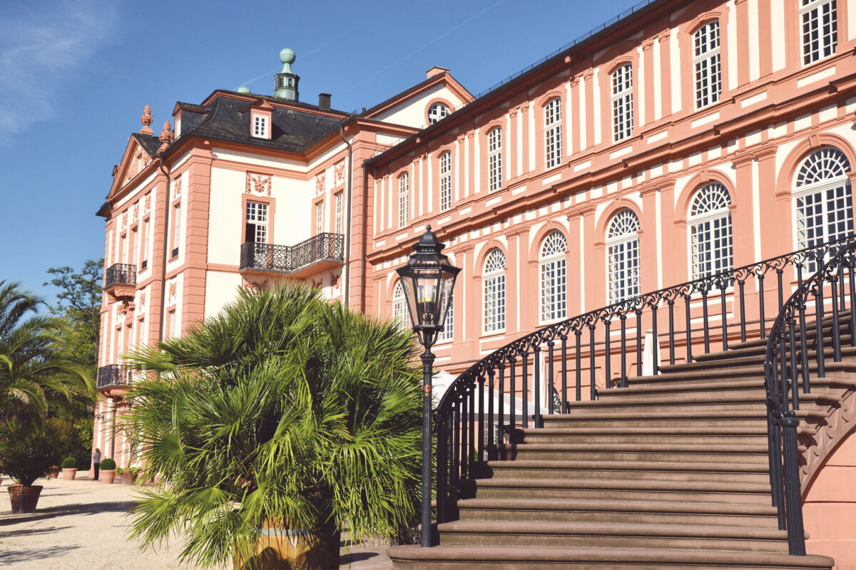 Schloss Biebrich