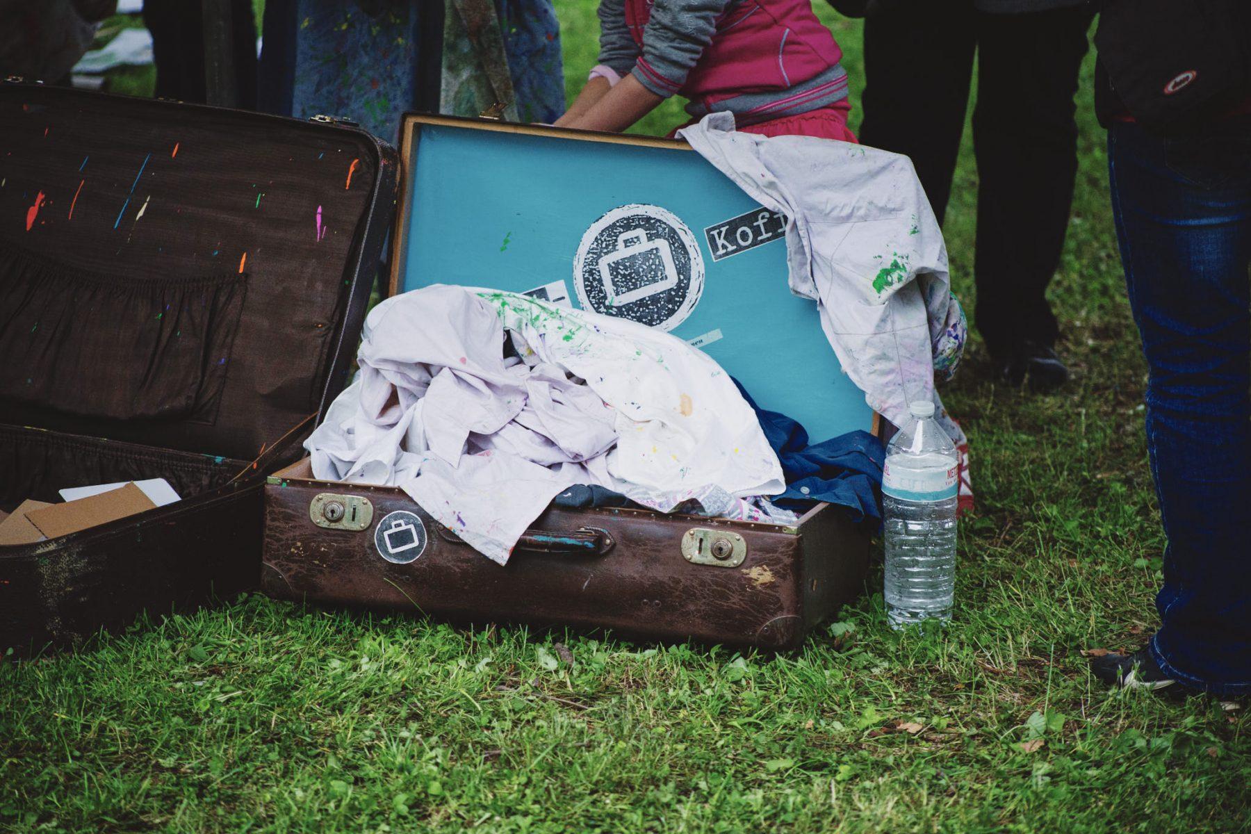 Kunst-Koffer