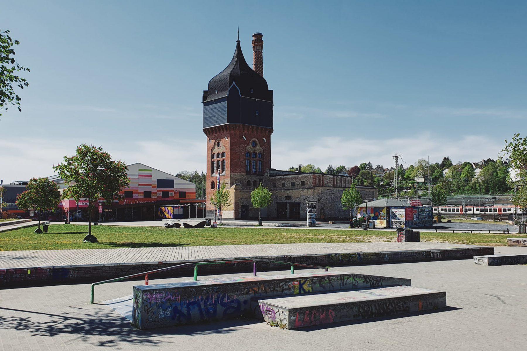 Kulturpark Schlachthof Pumptrack