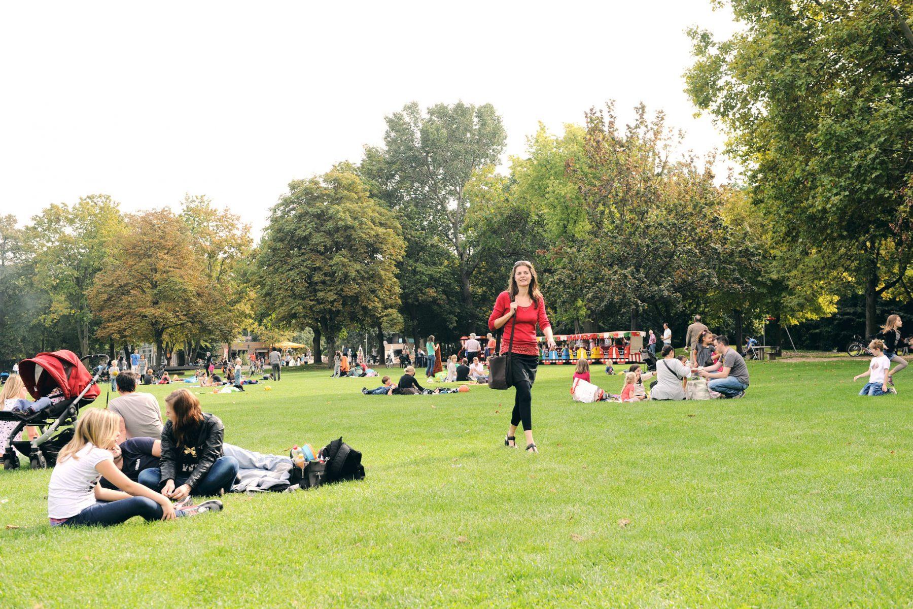 Volkspark Mainz