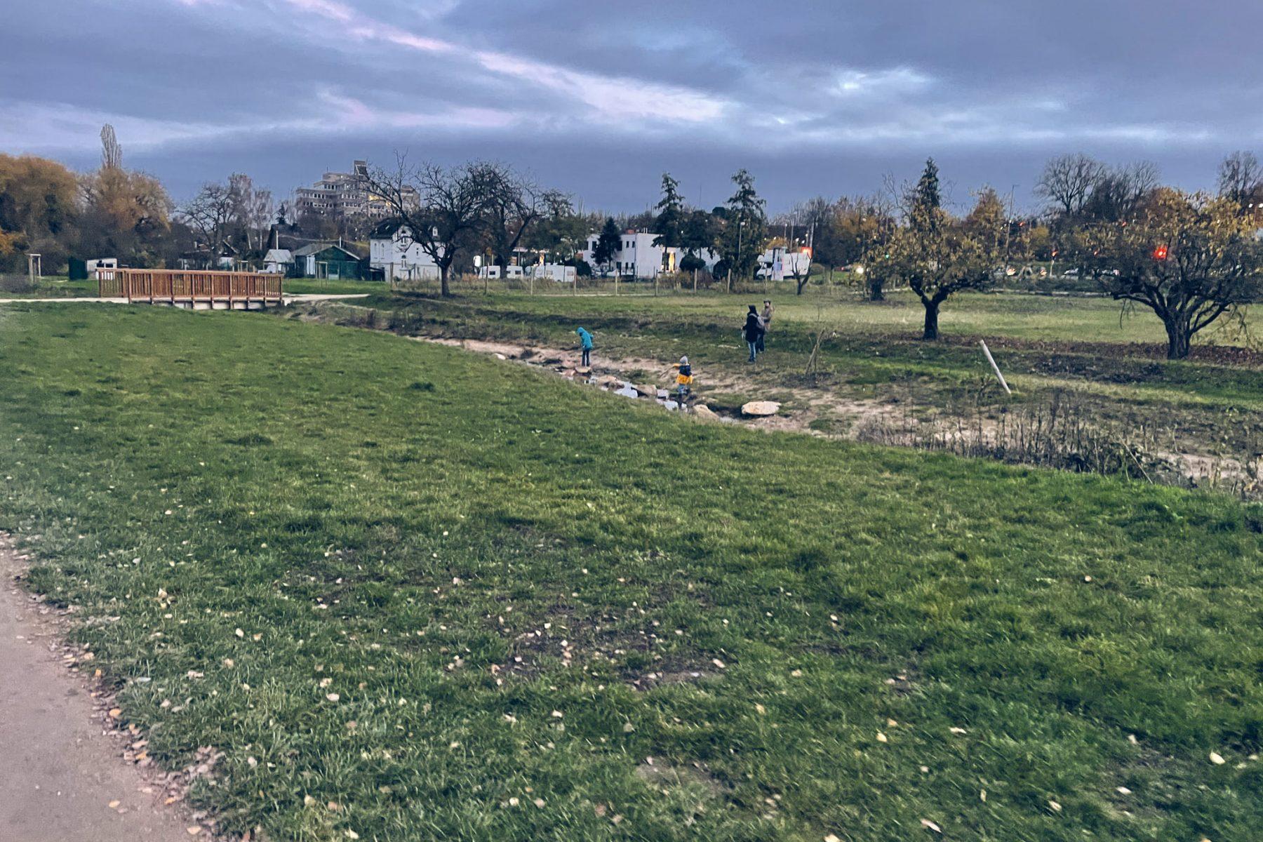 Landschaftspark Wellritztal
