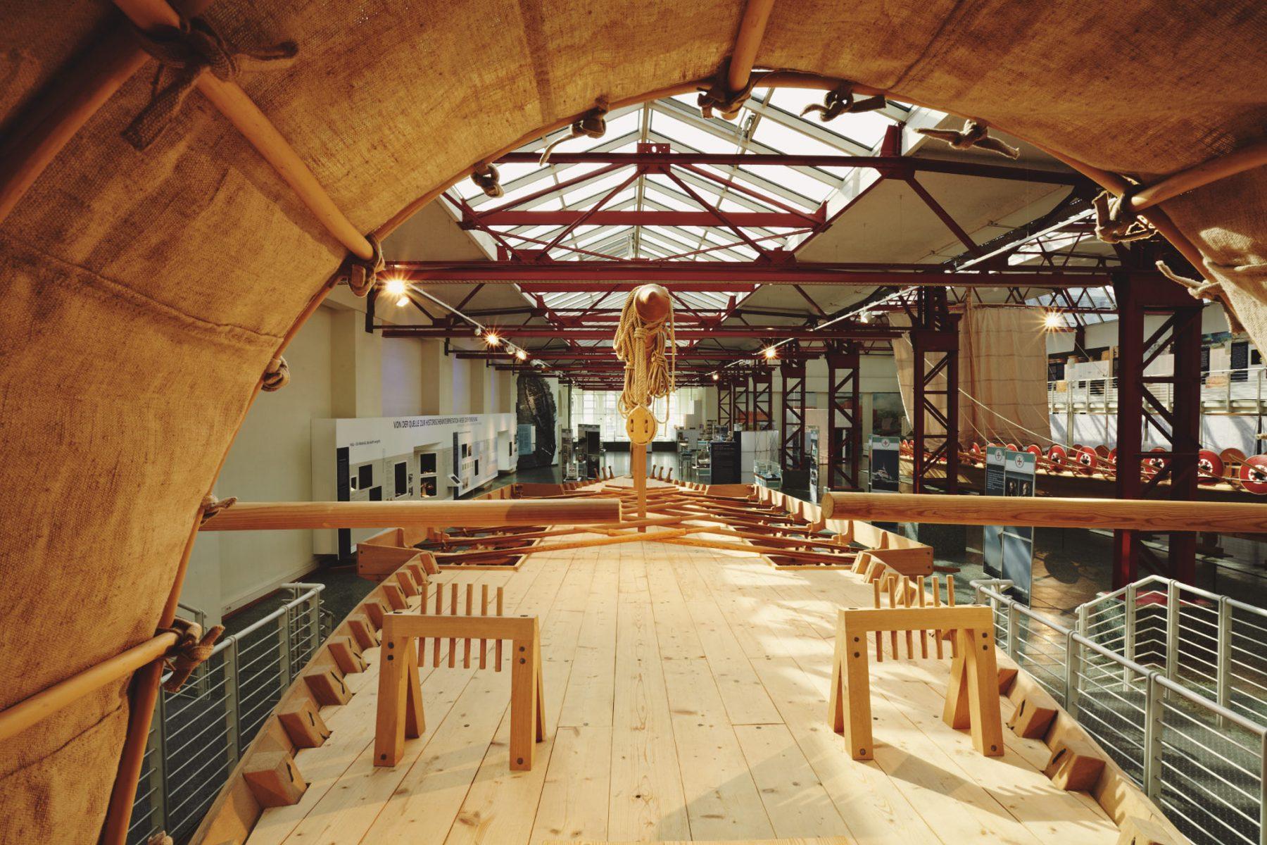 Museum für antike Schifffahrt