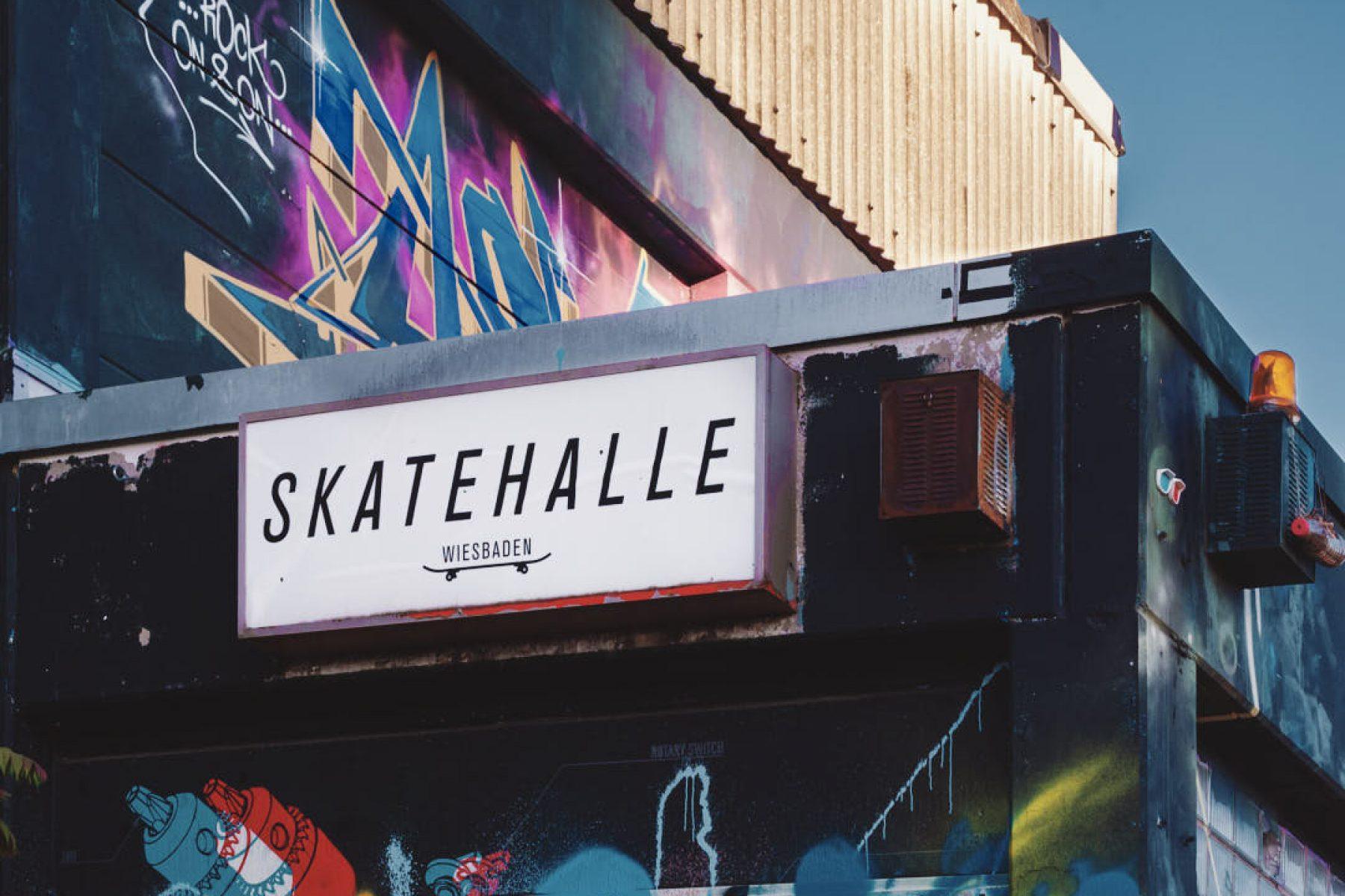 skatehalle wiesbaden
