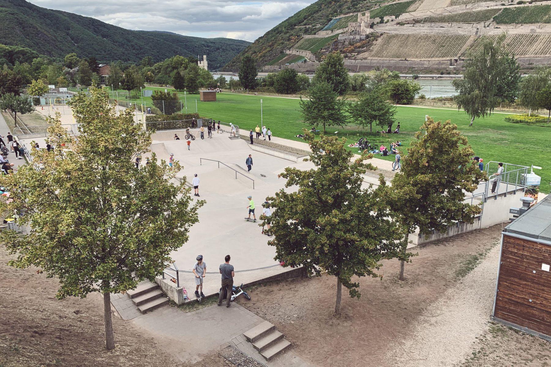 skatepark bingen